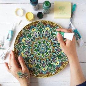Мандала: Цветок жизни, исполняющий желания